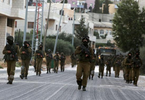 قوات الاحتلال الاسرائيلى (3)