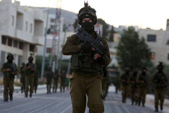 قوات الاحتلال الاسرائيلى (4)