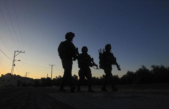 قوات الاحتلال الاسرائيلى (6)