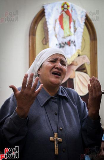 كنائس الإسكندرية تصلى من أجل المتضررين فى أحداث المنيا (1)