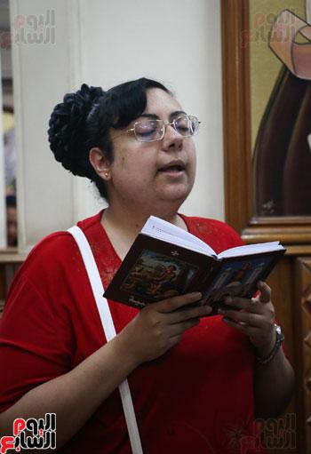 كنائس الإسكندرية تصلى من أجل المتضررين فى أحداث المنيا (2)