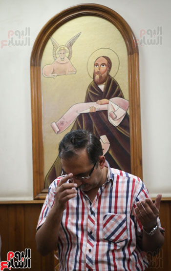 كنائس الإسكندرية تصلى من أجل المتضررين فى أحداث المنيا (4)