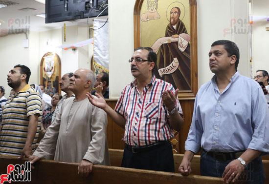 كنائس الإسكندرية تصلى من أجل المتضررين فى أحداث المنيا (10)
