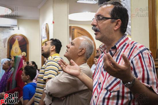 كنائس الإسكندرية تصلى من أجل المتضررين فى أحداث المنيا (12)
