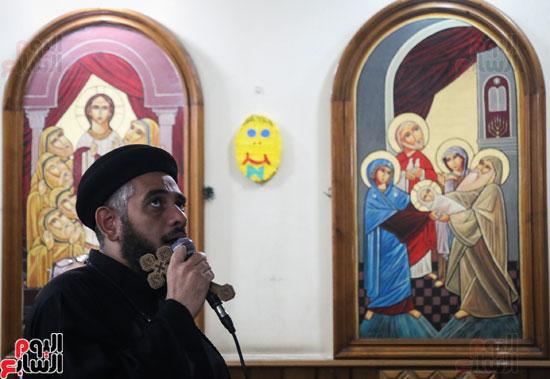 كنائس الإسكندرية تصلى من أجل المتضررين فى أحداث المنيا (15)