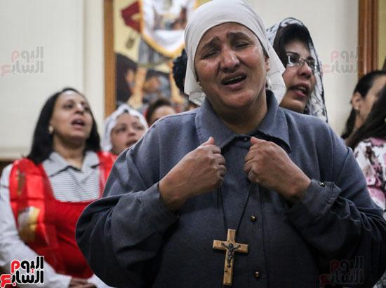 كنائس الإسكندرية تصلى من أجل المتضررين فى أحداث المنيا (20)