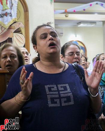 كنائس الإسكندرية تصلى من أجل المتضررين فى أحداث المنيا (6)