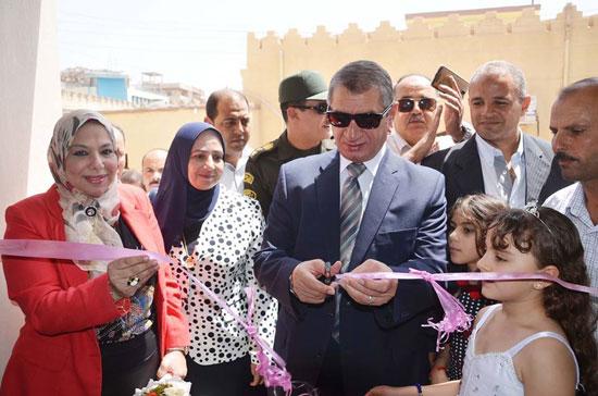 محافظ كفر الشيخ يفتتح مبنى التربية والتعليم الجديد (3)
