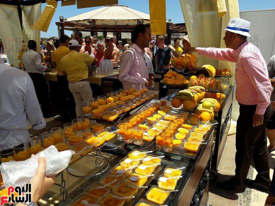 مهرجان الفواكه الصفراء (2)