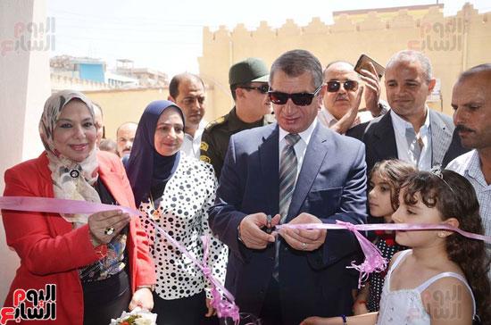 محافظ كفر الشيخ يفتتح مبنى الملحق الجديد لمديرية التربية والتعليم (2)