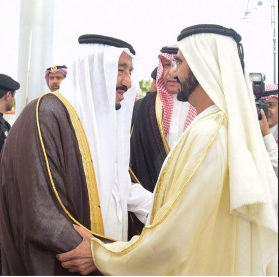 محمد بن راشد آل مكتوم، حاكم دبى (2)