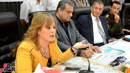 محافظ كفر الشيخ يطلق فعاليات حملة خلوا بالكم من بلدكم (1)