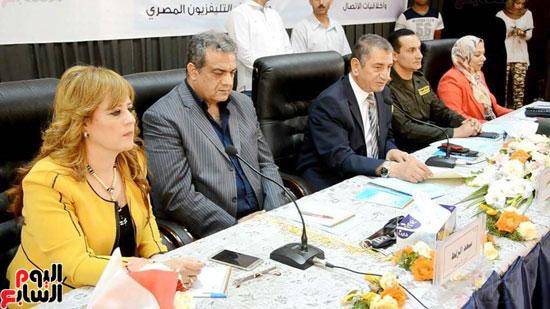 محافظ كفر الشيخ يطلق فعاليات حملة خلوا بالكم من بلدكم (2)