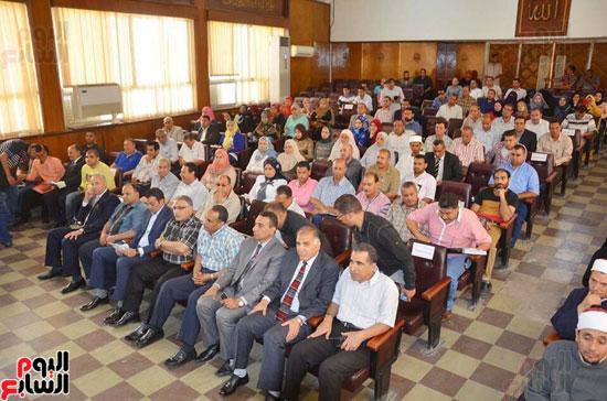 محافظ كفر الشيخ يطلق فعاليات حملة خلوا بالكم من بلدكم (3)