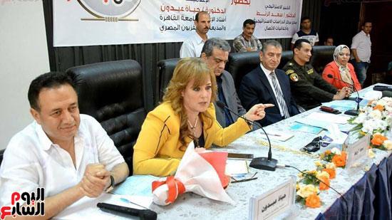 محافظ كفر الشيخ يطلق فعاليات حملة خلوا بالكم من بلدكم (5)