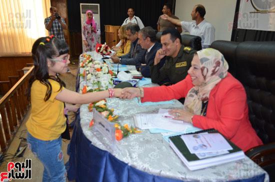محافظ كفر الشيخ يطلق فعاليات حملة خلوا بالكم من بلدكم (7)