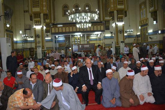 مديرية أوقاف الدقهلية تحتفل بمناسبة ذكرى الإسراء والمعراج (1)