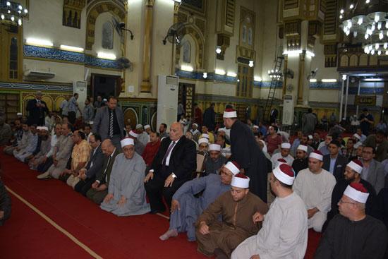 مديرية أوقاف الدقهلية تحتفل بمناسبة ذكرى الإسراء والمعراج (2)