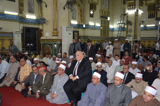 مديرية أوقاف الدقهلية تحتفل بمناسبة ذكرى الإسراء والمعراج (3)