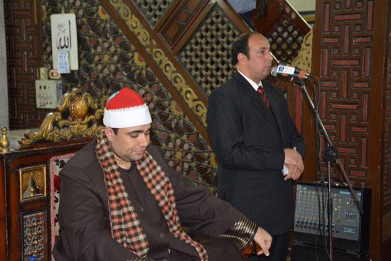 مديرية أوقاف الدقهلية تحتفل بمناسبة ذكرى الإسراء والمعراج (4)