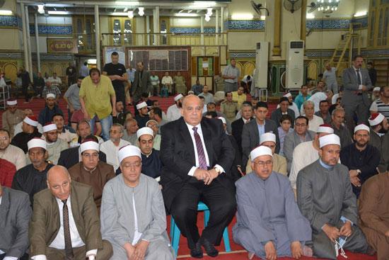 مديرية أوقاف الدقهلية تحتفل بمناسبة ذكرى الإسراء والمعراج (5)