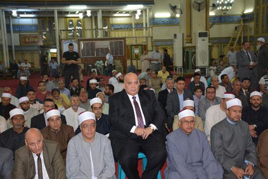 مديرية أوقاف الدقهلية تحتفل بمناسبة ذكرى الإسراء والمعراج (6)