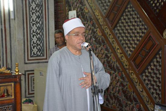 مديرية أوقاف الدقهلية تحتفل بمناسبة ذكرى الإسراء والمعراج (7)