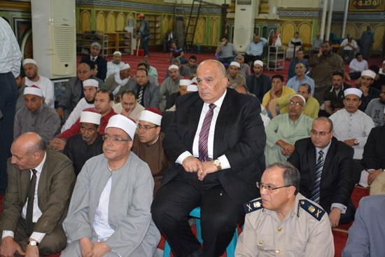 مديرية أوقاف الدقهلية تحتفل بمناسبة ذكرى الإسراء والمعراج (8)