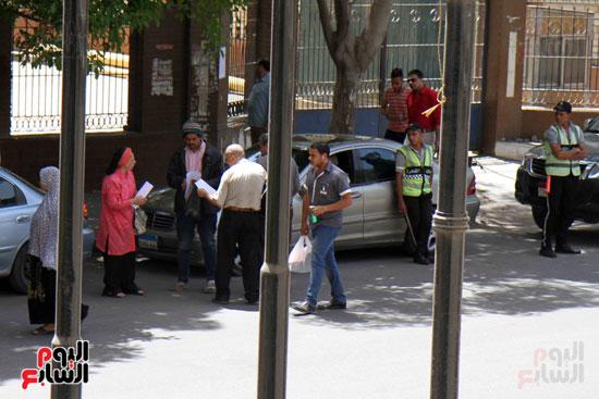 الموطنون الشرفاء بمحيط نقابة الصحفيين (2)