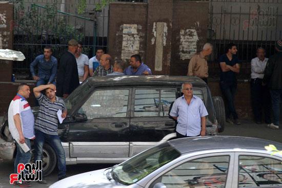 الموطنون الشرفاء بمحيط نقابة الصحفيين (3)