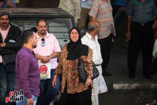المواطنون الشرفاء امام نقابه الصحفيين (5)