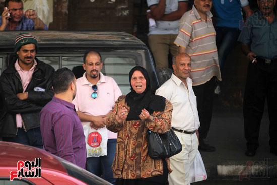 المواطنون الشرفاء امام نقابه الصحفيين (6)