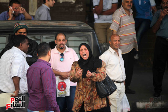المواطنون الشرفاء امام نقابه الصحفيين (7)