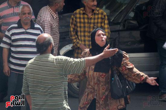 المواطنون الشرفاء امام نقابه الصحفيين (10)