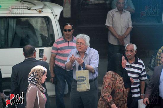 المواطنون الشرفاء امام نقابه الصحفيين (12)