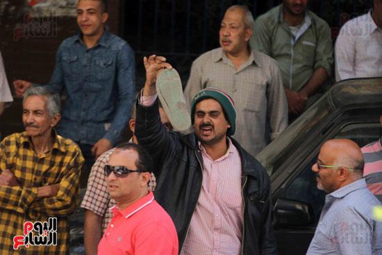 المواطنون الشرفاء امام نقابه الصحفيين (15)