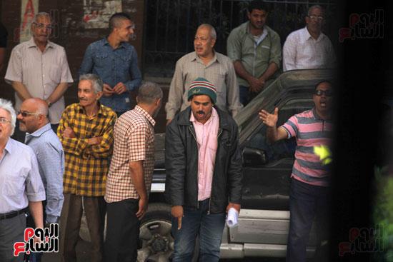 المواطنون الشرفاء امام نقابه الصحفيين (16)