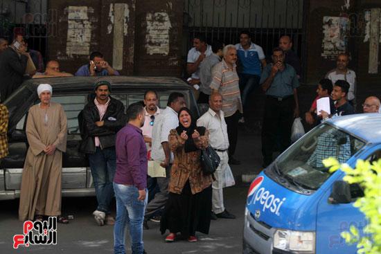 المواطنون الشرفاء امام نقابه الصحفيين (8)