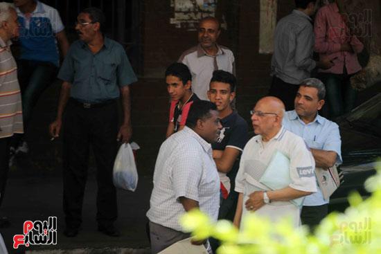 المواطنون الشرفاء امام نقابه الصحفيين (9)