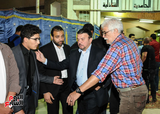 عزاء وائل نور وفاة وائل نور جنازة وائل نور (2)