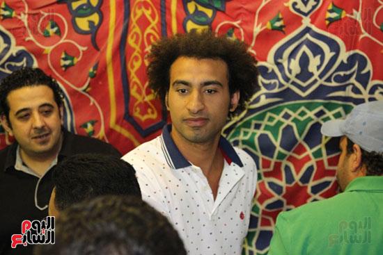 عزاء وائل نور وفاة وائل نور جنازة وائل نور (52)