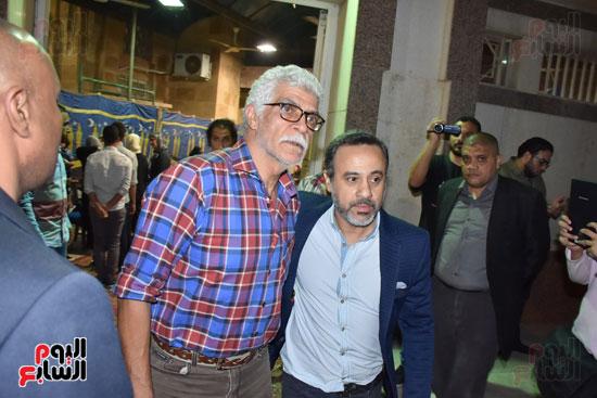 عزاء وائل نور وفاة وائل نور جنازة وائل نور (60)