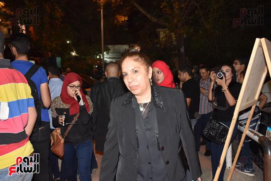 عزاء وائل نور وفاة وائل نور جنازة وائل نور (62)