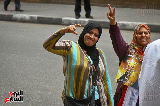 المواطنون الشرفاء يحاصرون نقابة الصحفيين (2)