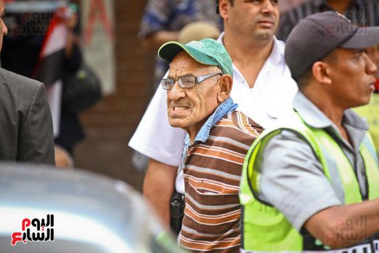 المواطنون الشرفاء يحاصرون نقابة الصحفيين (10)