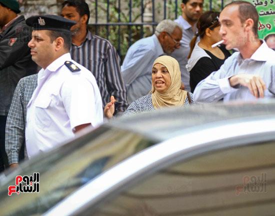 المواطنون الشرفاء يحاصرون نقابة الصحفيين (11)