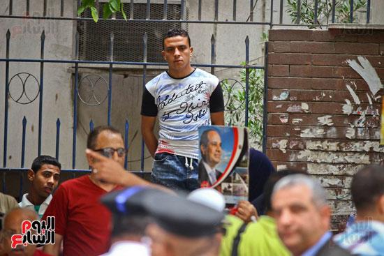 المواطنون الشرفاء يحاصرون نقابة الصحفيين (12)