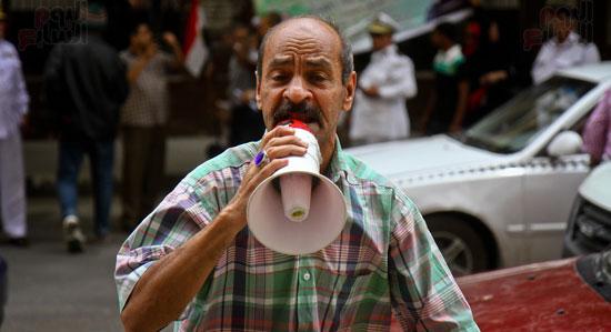 المواطنون الشرفاء يحاصرون نقابة الصحفيين (5)