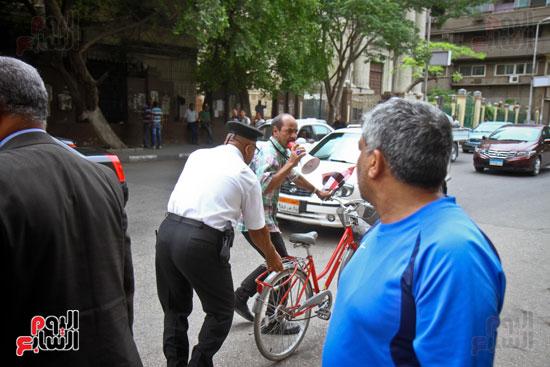 المواطنون الشرفاء يحاصرون نقابة الصحفيين (6)