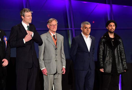 عمدة لندن الجديد صادق خان (6)